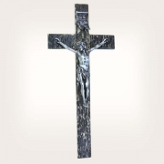 <b>W</br>01</b>Grave cross with stripes